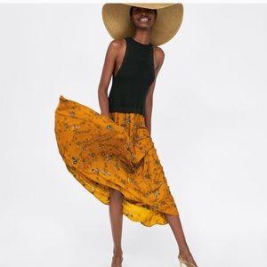 Zara Woman Knit Limited Dress